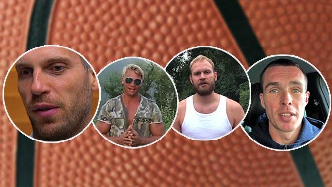 «Мы с тобой!»: звезды баскетбола записали видеообращения в поддержку Дэвида Блатта