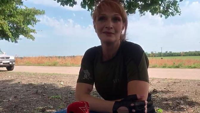 Украинцы приезжали в ДНР за рабами: легендарная снайпер Боня рассказала про ужасы 2014 года