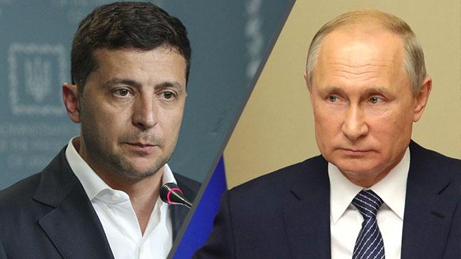 В Кремле констатировали начало диалога президентов РФ и Украины