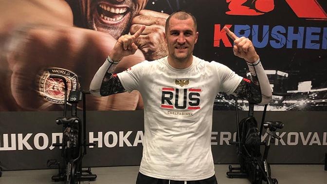Ковалев победил нокаутом и защитил титул чемпиона мира