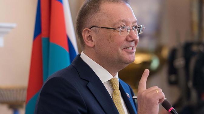 Посол России в Великобритании ушел со своего поста