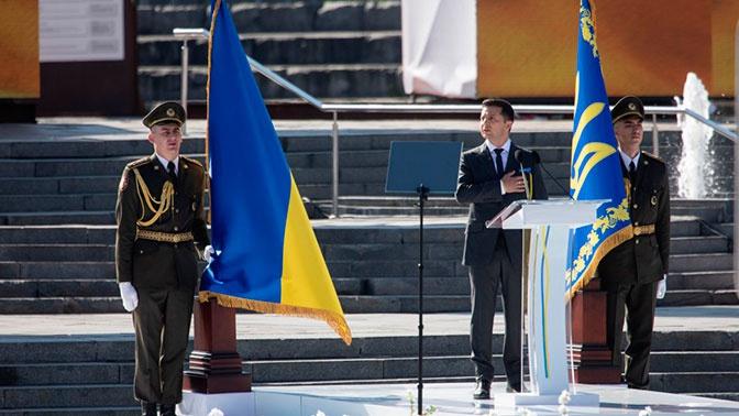 Зеленский заявил, что украинские казаки взяли Дюнкерк