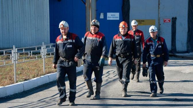 Медведев поздравил шахтеров с профессиональным праздником