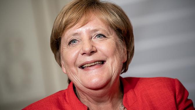 Меркель призвала провести встречу в «нормандском формате» в Париже