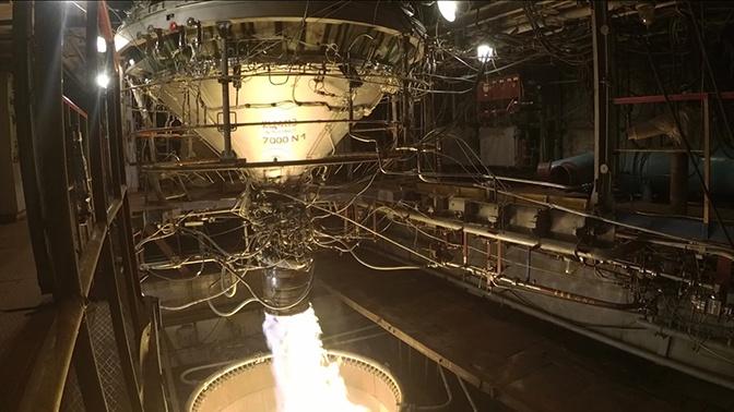 На Украине впервые испытали ступень космической ракеты