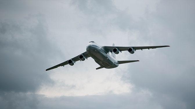 В России подготовят проект модернизации Ан-124 с российскими комплектующими