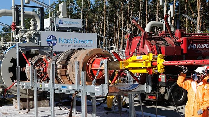 Зеленский назвал «Северный поток - 2» угрозой для Европы
