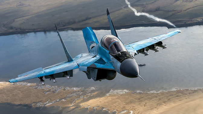 Покоритель трех стихий: глава РСК «МиГ» рассказал о презентации новейшего истребителя на МАКС-2019