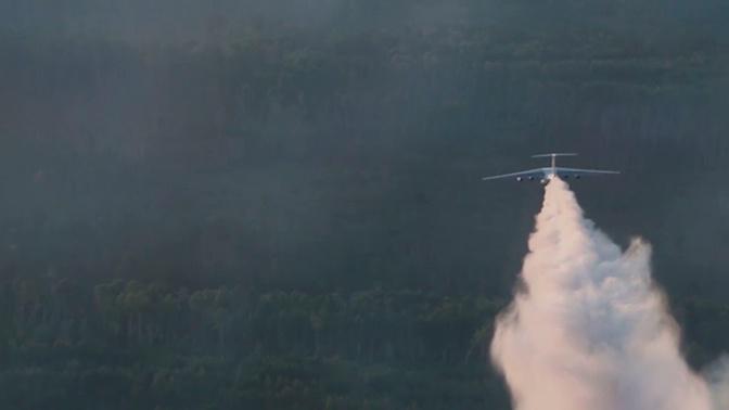 Опыт Сибири: российский Ил-76 вылетит на помощь в тушении лесных пожаров в Боливии
