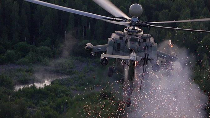 Шойгу: «Вертолеты России» существенно снизили стоимость на Ми-28НМ для МО РФ