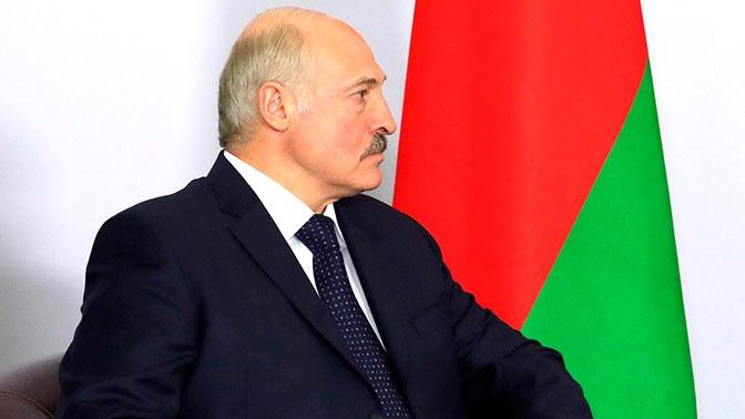 Лукашенко назвал причину закрытия границы Белоруссии с Украиной