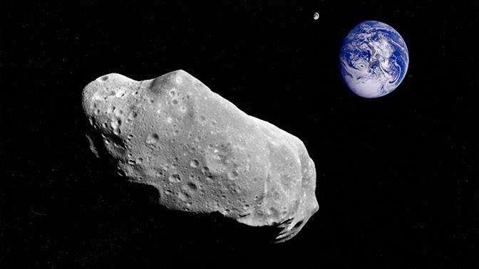 NASA планирует сбить астероид ударом космического корабля