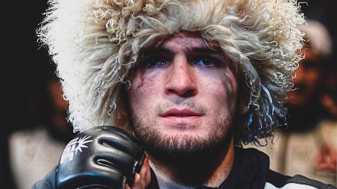 Нурмагомедов защитил титул чемпиона UFC в поединке с Порье