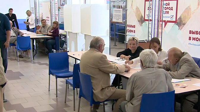 Глава столичного избиркома заявил об отсутствии нарушений на выборах в Мосгордуму