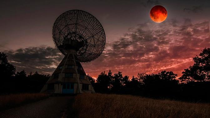Китайские астрономы зафиксировали неизвестный радиосигнал из космоса