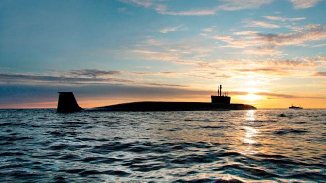 Первая подлодка-носитель «Посейдонов» будет сдана флоту в следующем году