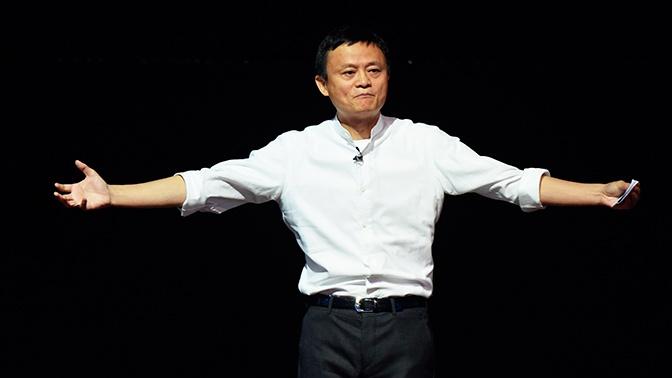 Основатель Alibaba ушел с поста главы корпорации