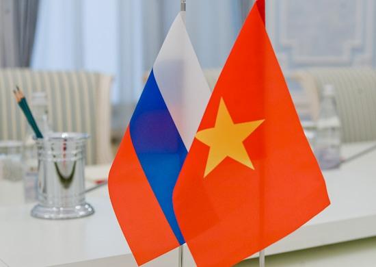РФ и Вьетнам обсудили перспективы развития военного сотрудничества