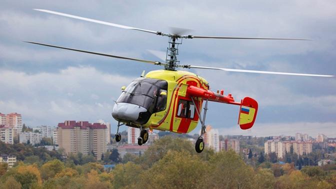 Для вертолета Ка-226Т создадут российский двигатель