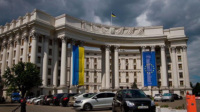 МИД Украины вызвал посла Чехии