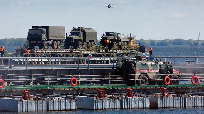 На брифинг МО РФ по учениям «Центр-2019» пришли 20 представителей стран НАТО