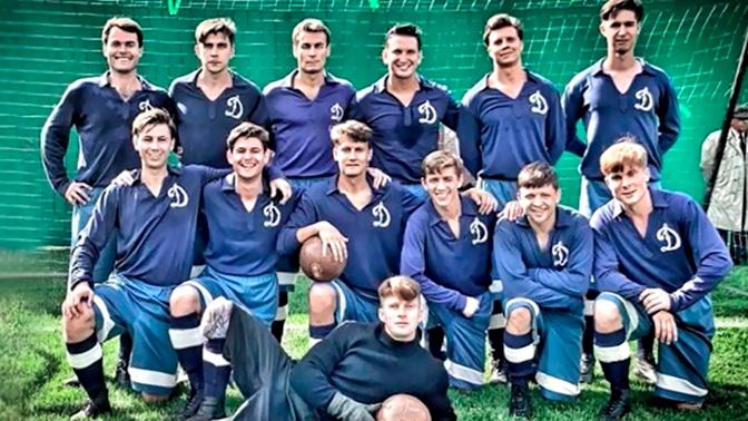 Стартовали съемки фильма о легендарной поездке советских футболистов в Англию