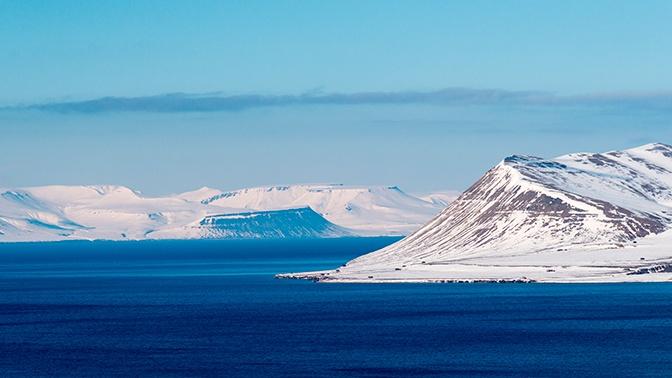Экспедиция Северного флота нанесла на карту новый остров в Арктике