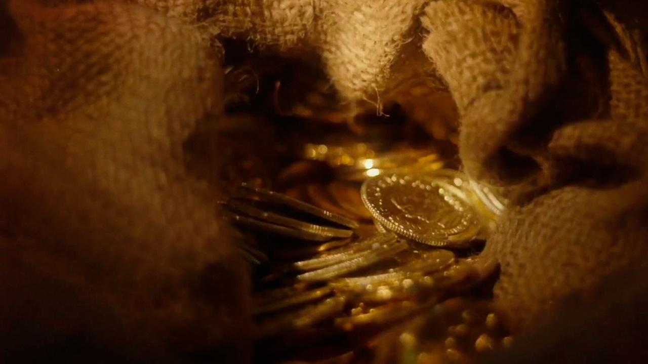 Золото Японии. Секретная капитуляция