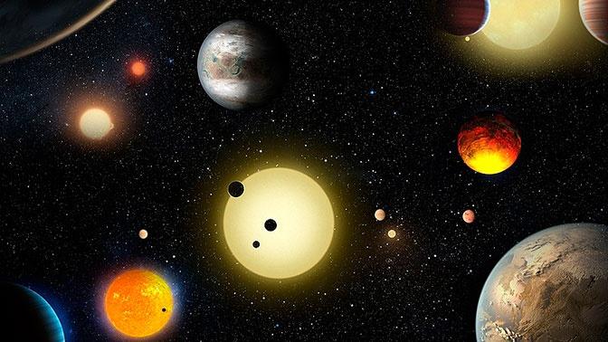 Возможно, первая в истории: ученые обнаружили воду на экзопланете