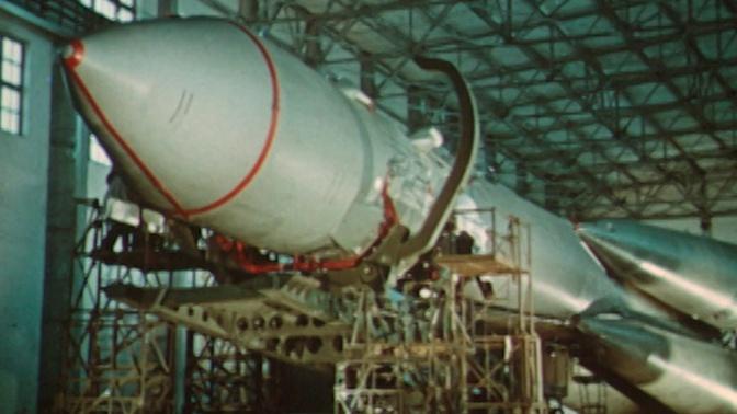 Космонавты-испытатели