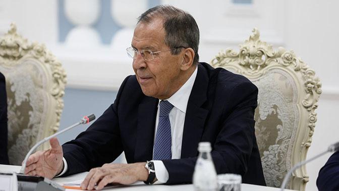 Лавров оценил ситуацию с возможным подписанием мирного договора с Японией