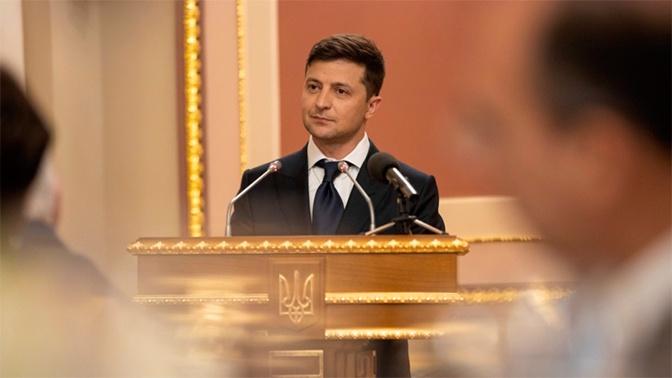 Зеленский назвал условия для проведения выборов в Донбассе