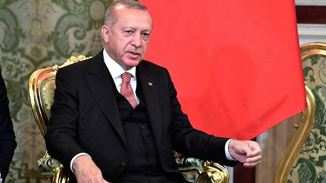 Эрдоган рассказал об искреннем подходе России к сделке с С-400
