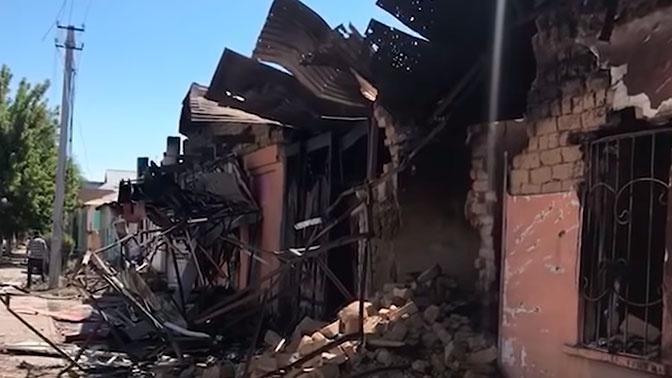 Четверо военных ранены при хлопке на сгоревшем арсенале в Казахстане