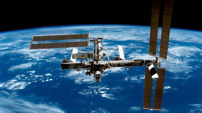 На МКС отремонтируют прибор для поиска темной материи