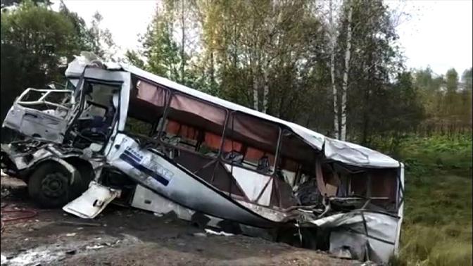 В Ространснадзоре начали проверку автоперевозчика после ДТП под Ярославлем