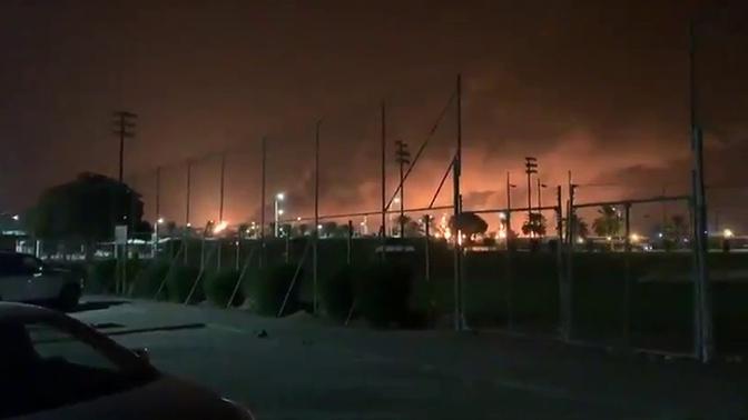 Помпео обвинил Иран в причастности к атакам на НПЗ Саудовской Аравии