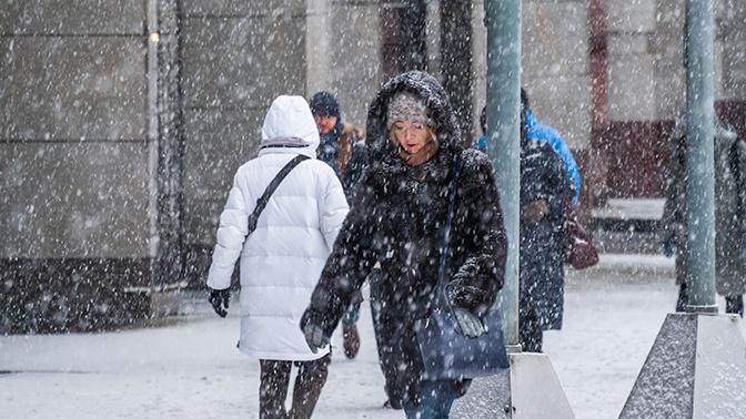 «Первые белые мухи»: заморозки и снег придут в Москву