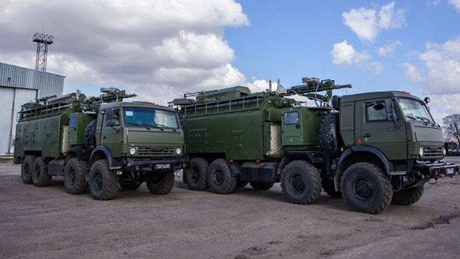 Российские военные впервые применили новый комплекс подавления «Палантин»