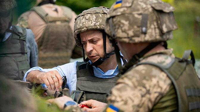 Донбасс. Насильно мир не будет