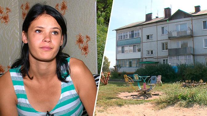 Опека в качестве помощи предложила забрать детей у избитой мужем женщины