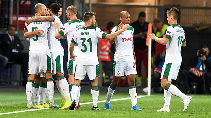 Победа «Локомотива» позволила РФ оторваться от Португалии в таблице коэффициентов UEFA