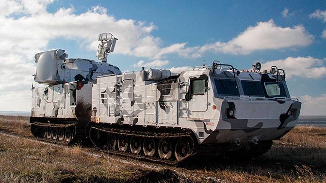 МО РФ планирует заключить контракт на поставку арктических ЗРК «Тор-М2ДТ»