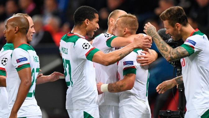 «Локомотив» обыграл «Байер» в матче Лиги чемпионов