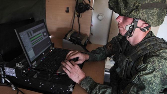 Подразделения РЭБ вычислили «террористов» на учениях «Центр-2019»