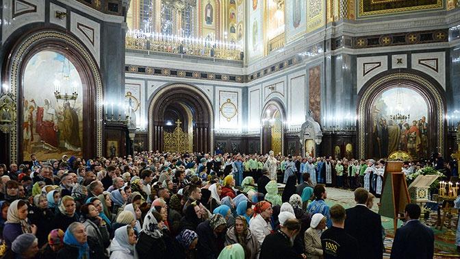 Православные отмечают Предпразднство Рождества Пресвятой Богородицы