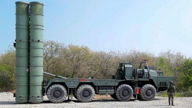 Комплексы С-400 «Триумф» заступили на боевое дежурство на Новой Земле