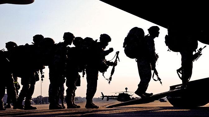 США перебрасывают войска и средства ПВО на Ближний Восток