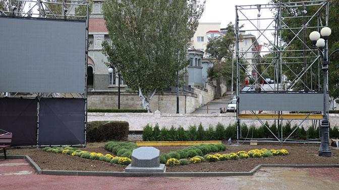 В Феодосии заложен памятник герою русско-персидских войн генералу Котляревскому