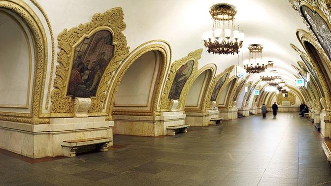 Участок Филевской линии метро закроют на несколько дней